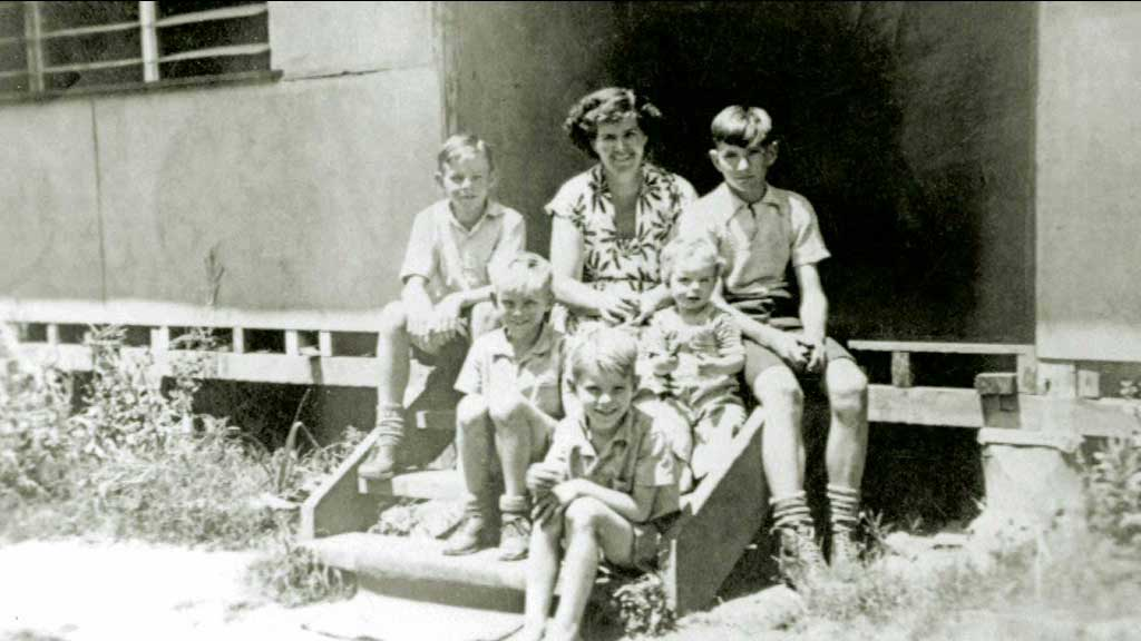 families - the making of modern australia