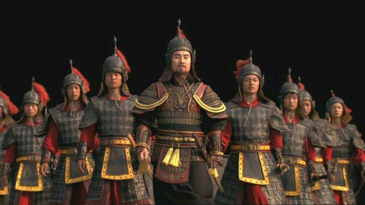 introduction to our characters - secrets of the forbidden city