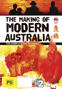 the making of modern australia dvd