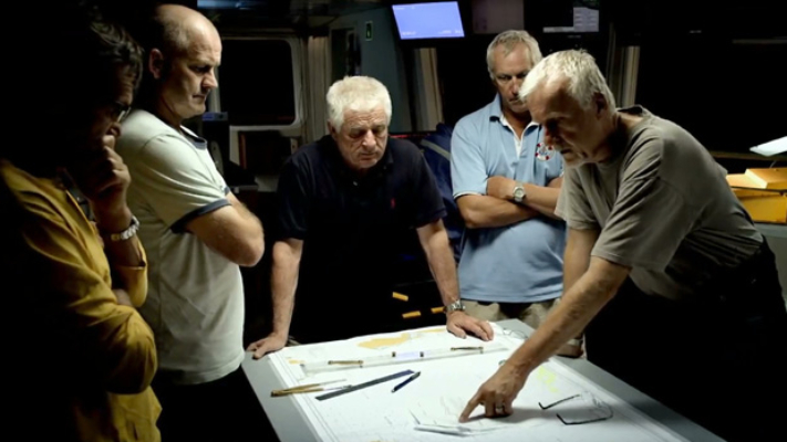 James Cameron's Deepsea Challenge 3D - The night of the launch