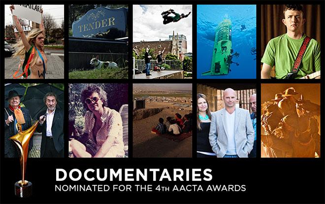 aacta-doco-nominees