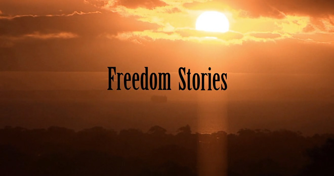 Freedom Stories - Alana