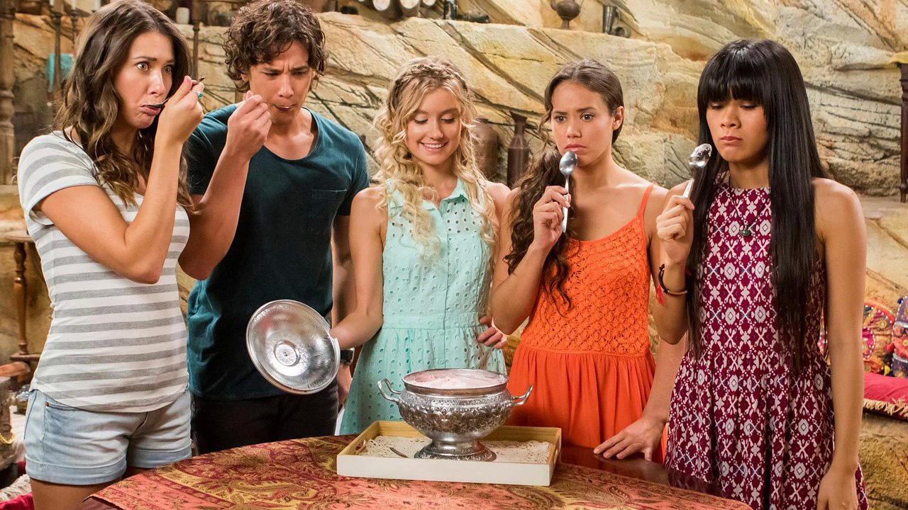 Mako Mermaids season 3 - Tasting