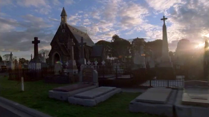 Trigger Point - Cemetery
