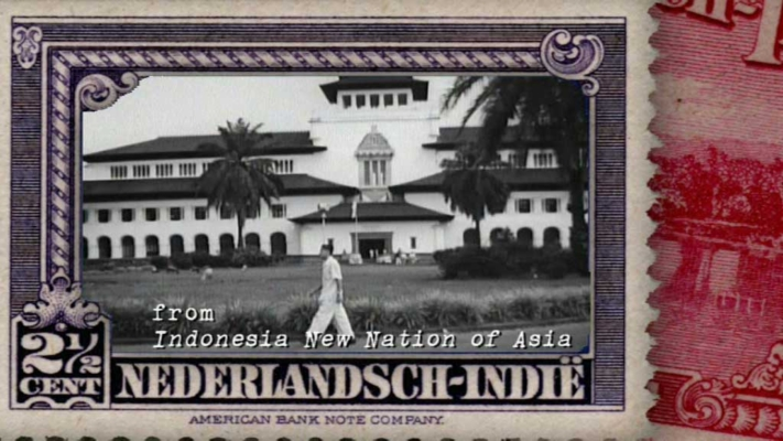 dutch east indies - indonesia calling