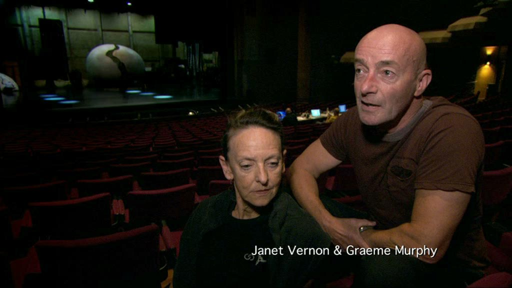 greame-and-janet - A Thousand Encores - The Ballets Russes in Australia