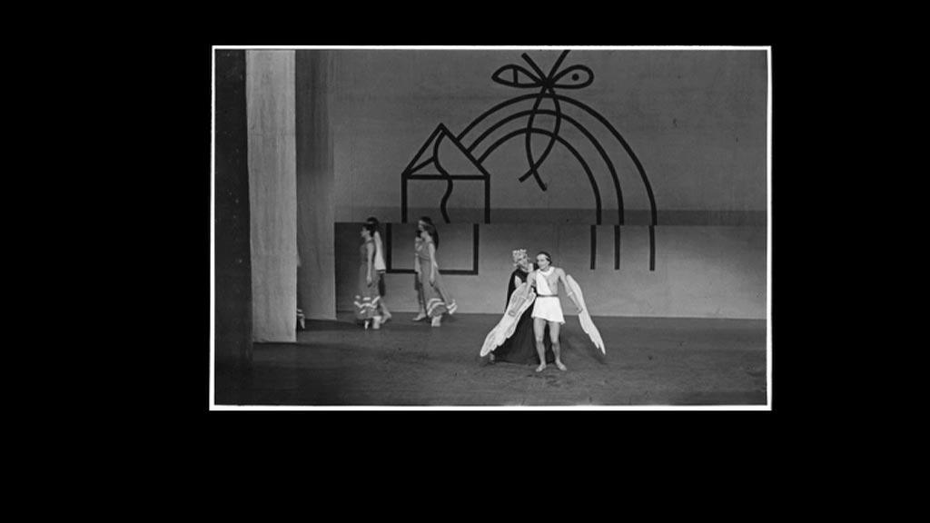 icare-nolan - A Thousand Encores - The Ballets Russes in Australia