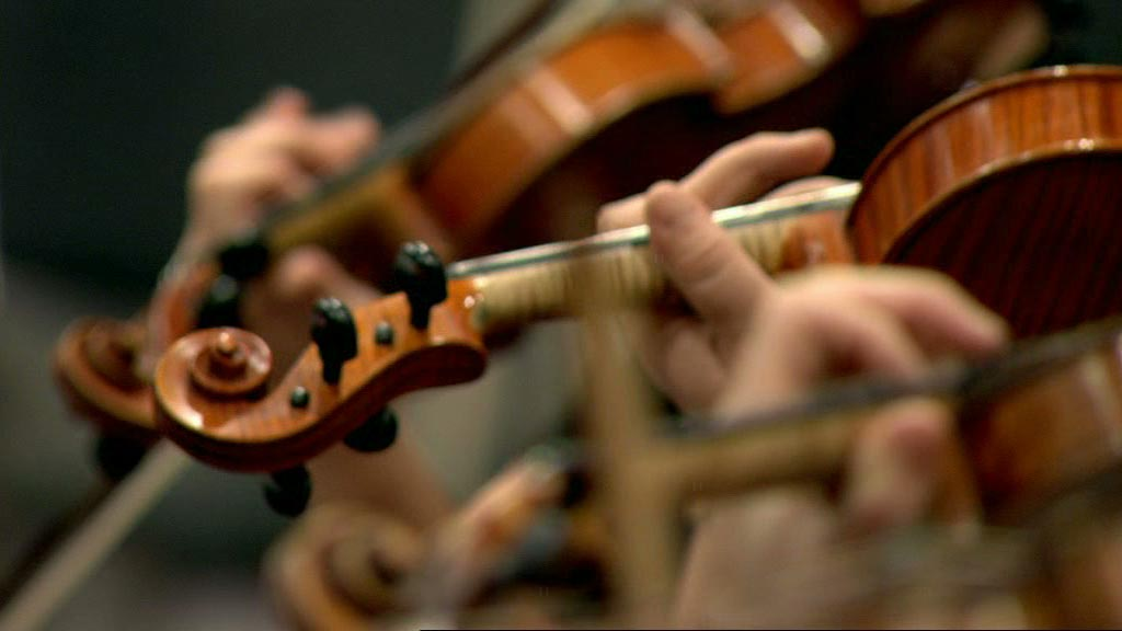 orchestra-rehearsal - A Thousand Encores - The Ballets Russes in Australia