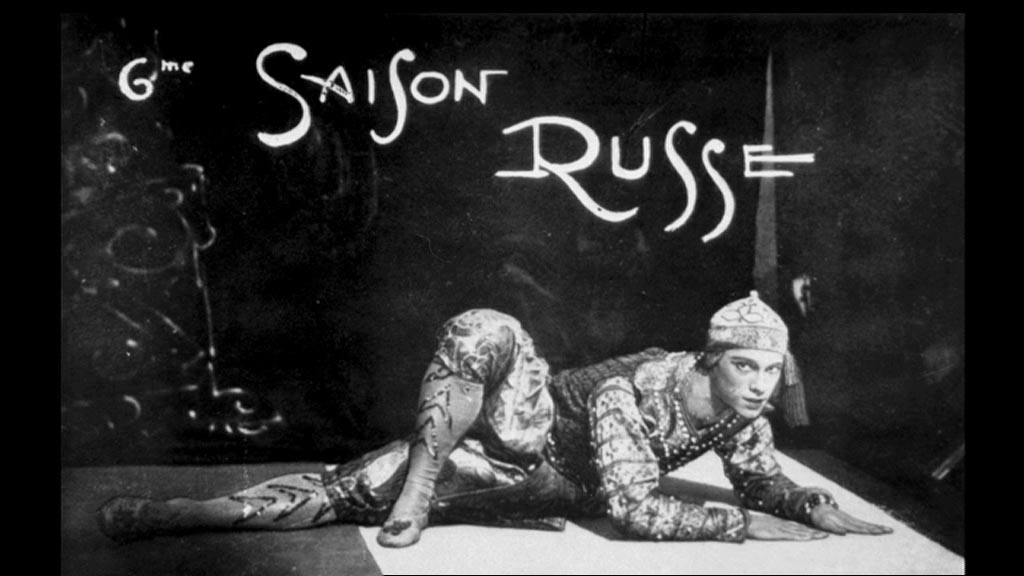 saison-russ - A Thousand Encores - The Ballets Russes in Australia