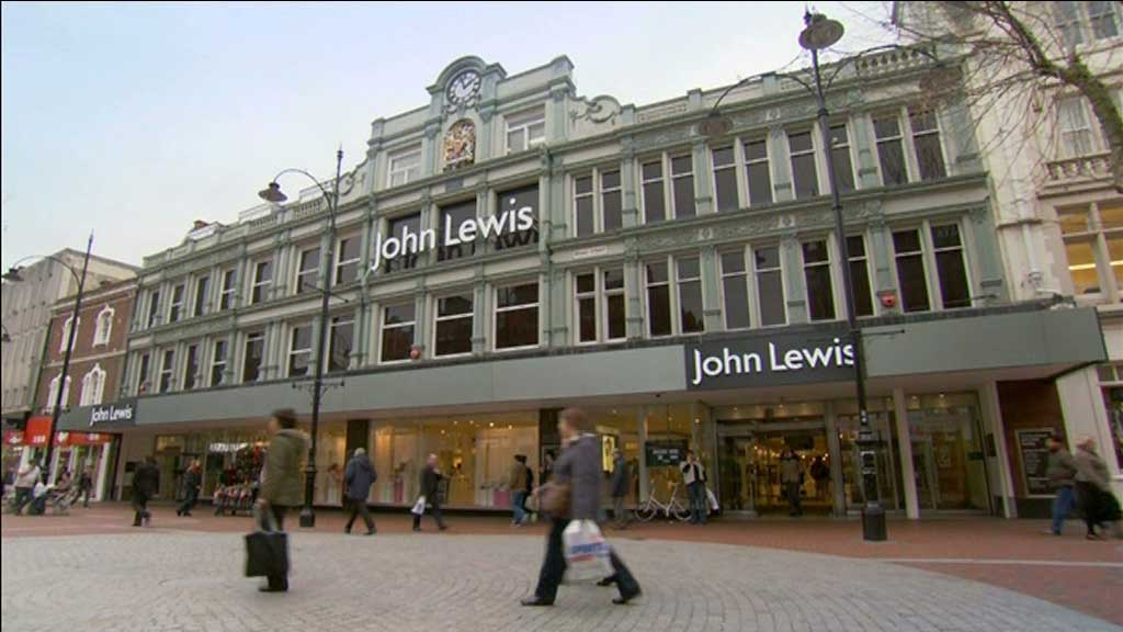 the john lewis demographic - inside john lewis