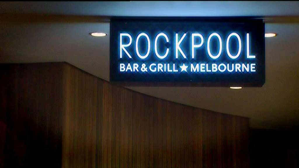 rockpool finally opens - neil perry high steaks