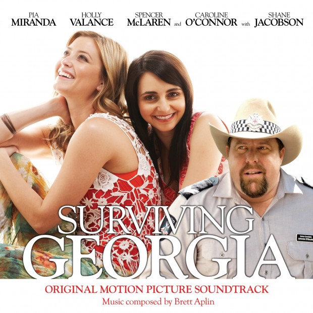 Surviving Georgia Album cover preview