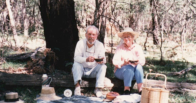 Love and Fury - Judith Wright and 'Nugget' Coombs - Kakadu