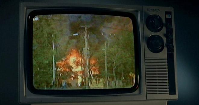Canberra Confidential - East Timor burns