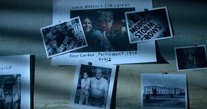 Canberra Confidential - The innuendo bomb