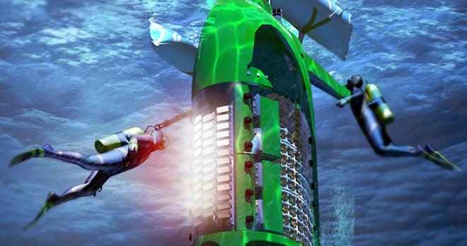 James Cameron's Deepsea Challenge 3D - Dive 2