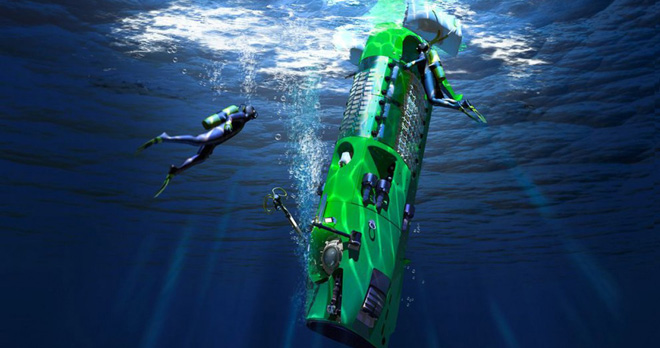 James Cameron's Deepsea Challenge 3D - Dive 7 goes smoothly