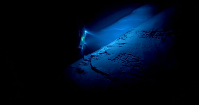 James Cameron's Deepsea Challenge 3D - Traversing the depths