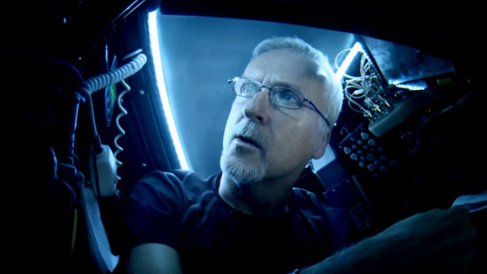 James Cameron's Deepsea Challenge 3D - The dream is real