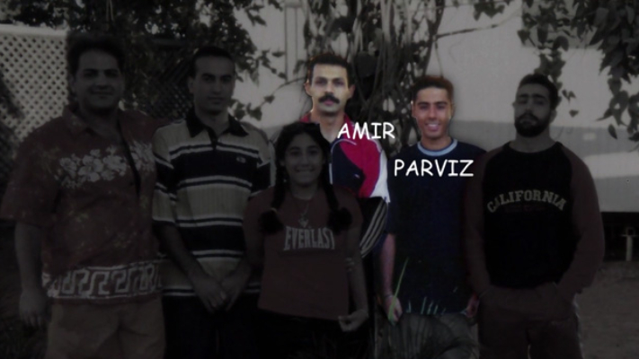 Freedom Stories - Amir and Parviz