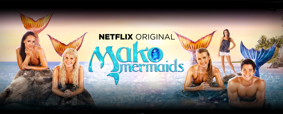 Mako Mermaids Season 2 - Mako Island of Secrets