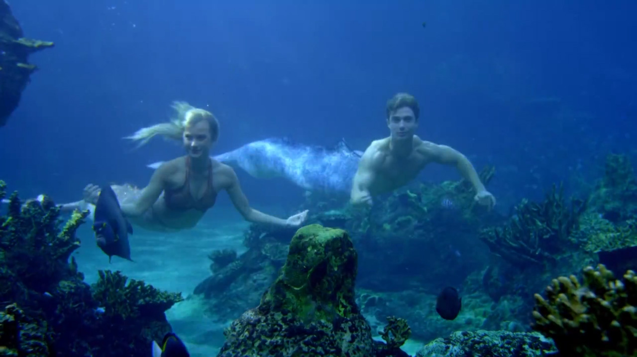Mako Mermaids Season 2 - Erik and Ondina