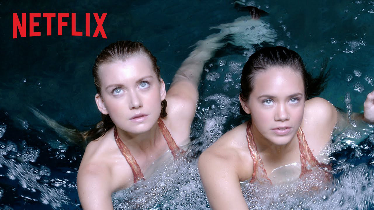 Mako Mermaids Season 2 - Netflix Poster