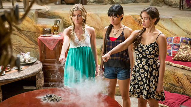 Mako Mermaids season 3 - Failed spell