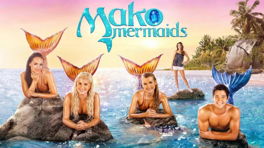 Mako Mermaids Season 2 - Promo poster