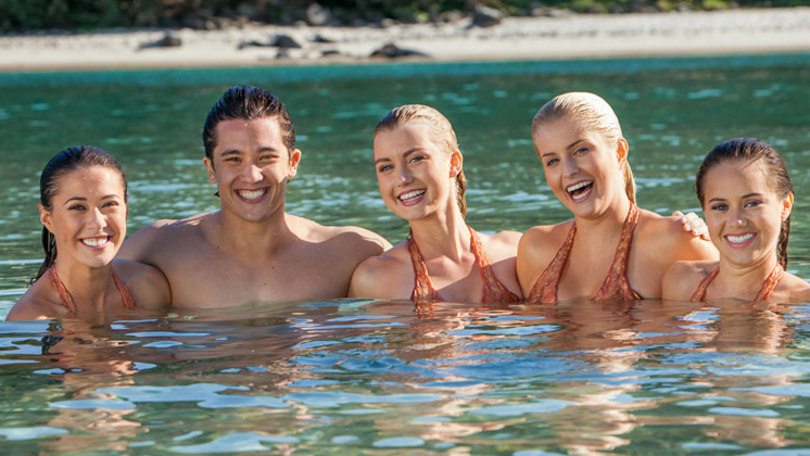 Mako Mermaids Season 2 cast