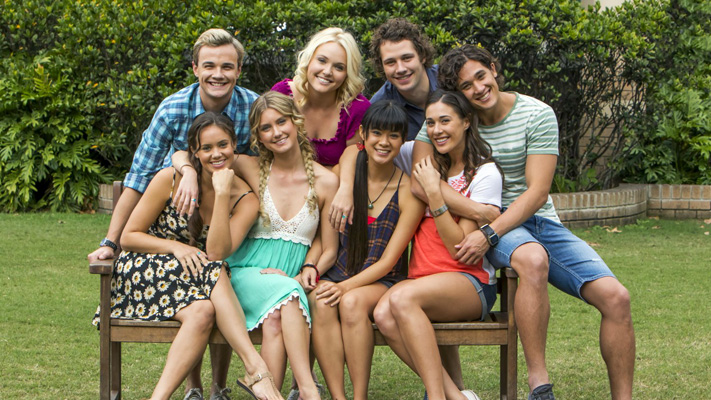 Mako Mermaids season 3 - Cast