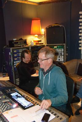 The Longest Shot Recording Sessions