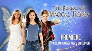 The Bureau of Magical Things - composer Brett Aplin