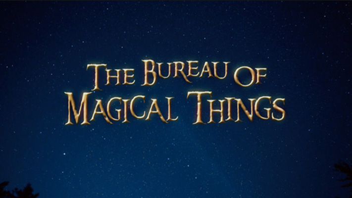 The Bureau of Magical Things - composer Brett Aplin