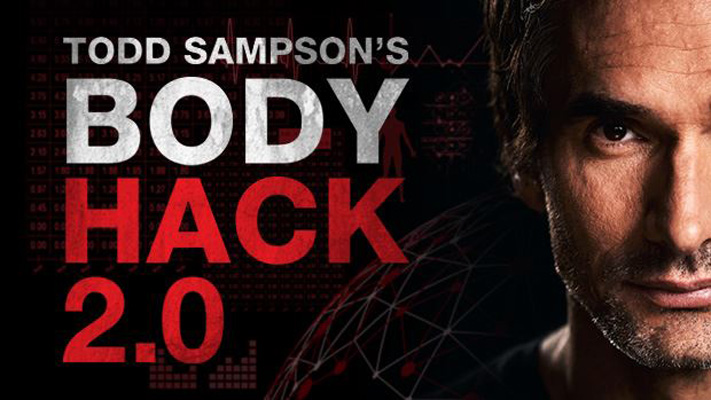 Todd Sampson's Body Hack 2.0 - composer Brett Aplin