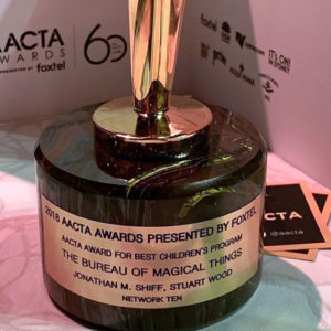 The Bureau of Magical Things - AACTA Award 2018