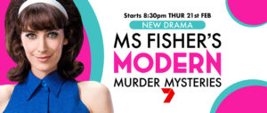 ms fisher's modern murder mysteries - music composer brett aplin