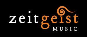 Zeitgeist Music logo - Burkhard Dallwitz, Brett Aplin & Dmitri Golovko