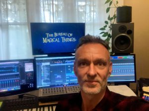 bureau of magical things brett aplin screen composer