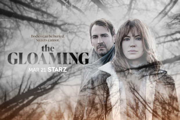 Brett Aplin composer of music for film and television - The Gloaming - poster starz