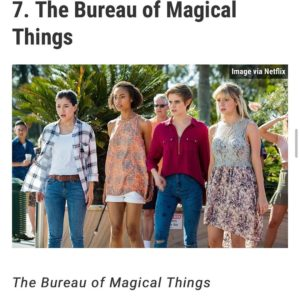 Brett Aplin composer of music for film and television - The Bureau of Magical Things
