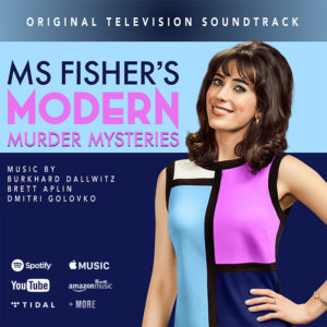 Ms Fisher's Modern Murder Mysteries - Brett Aplin music composer film and television