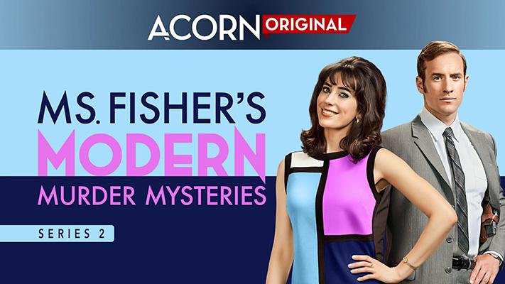 Ms Fisher's Modern Murder Mysteries - Brett Aplin music composer
